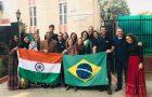 Trabalho voluntário na Índia impacta vida de jovem carioca