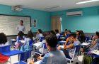 """Escola Adventista abraça campanha """"Túlio Presente"""""""