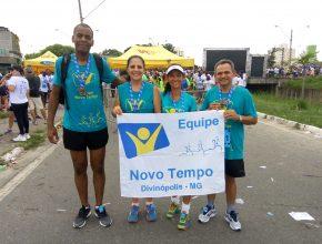 Grupo de Minas Gerais viajou 500 km para participar da NT RUn