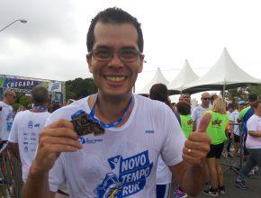 Denis Versiani quer mudar seus hábitos através do esporte