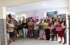 Dia Internacional da Mulher é marcado por doação de bolsas em Colégio de Florianópolis