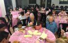 Igreja prepara jantar para homenagear 120 mulheres da comunidade