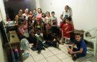 Pequeno Grupo de crianças acolhe irmãos que têm a mãe em estado terminal