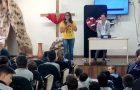 Fiéis promovem Semana Santa para quase 400 alunos de escola pública de Joinville