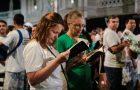 Adventistas auxiliam romeiros na maior festa católica do ES