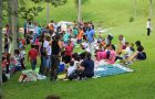 Piquenique reúne mais de 500 crianças em Santa Isabel