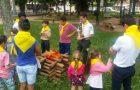 Juvenis participam de Clube Educativo por um dia