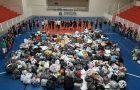 Juvenis participam do Mutirão da Solidariedade em Votuporanga