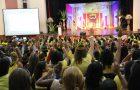 Amigas são convidadas para participar de encontro para mulheres no sul da Bahia