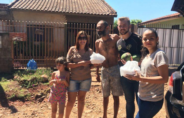 Clube vende marmitas e alia ação solidária para ir ao Campori
