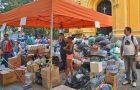 Adventistas dão apoio psicológico a moradores de prédio destruído