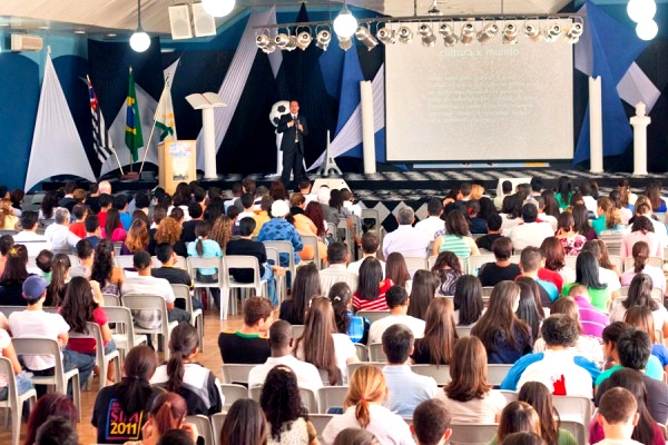 Simpósio acontece a cada dois anos no Unasp, campus Engenheiro Coelho.