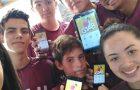 Adolescentes no Sul do Brasil participam de programa online e interagem por meio de desafios