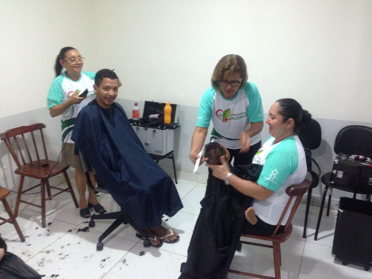 Disposição de voluntários fez a diferença em três cidades do estado do Rio Grande do Norte