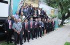 Unidade Móvel da ADRA visita escritório da Igreja Adventista no centro do Rio Grande do Sul