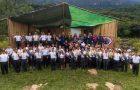 Pastores da AC participam de acampamento rústico na serra catarinense