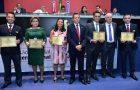 Assembleia Legislativa do Amazonas homenageia doadores de sangue