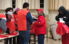 Moradores de rua recebem atendimentos para enfrentar inverno em Blumenau