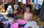 Desbravadores promovem Varal Solidário e doam 1.700 itens para comunidade de Paiçandu