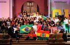 30 anos da constituição federal é explorada em escola na Bahia