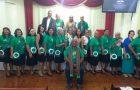 Ministério de oração formado por avós recebe homenagem especial