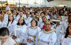 Mais de 300 pessoas são batizadas durante evangelismo em Campos dos Goytacazes