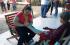 Desbravadores dedicam dia em prol de idosos em Joinville