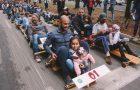 Escola Adventista celebra Dia dos Pais com corrida de carrinhos de rolimã