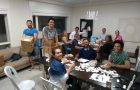 Adventistas montam ponto de apoio para atender romeiros em Minas Gerais