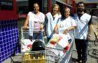 Adventistas fecham parceria com supermercado para arrecadar alimentos