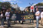 Quebrando o Silêncio mobiliza centenas de pessoas em Curitiba e região metropolitana