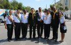 No dia da independência, desbravadores e aventureiros marcam presença no Desfile Cívico