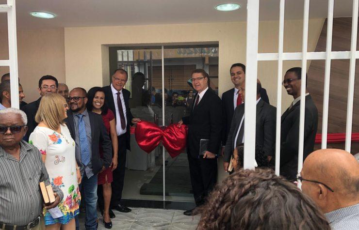 Adventistas inauguram Santuário de Esperança na região central da Bahia