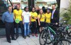 Dia Mundial sem carro é celebrado por ciclistas adventistas em Curitiba