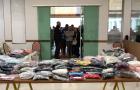 Funcionários da Paulistana doam agasalhos durante o inverno