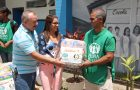 Adventistas entregam 11 toneladas de alimentos em Salvador