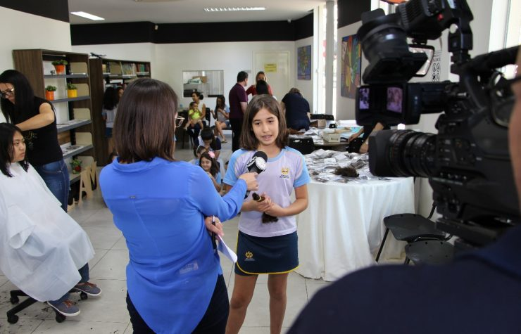 Outubro Rosa – Colégio Adventista de Maringá (SBT PR)
