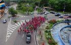 Igreja promove conscientização sobre o câncer de mama em Manaus