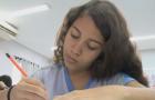 Menina de 13 anos participa de teste seletivo para estudar na Nasa