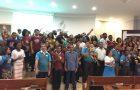 Jovens se comprometem com a Missão Calebe 2019