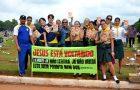Adventistas de Taguatinga Norte compartilham esperança no Dia de Finados
