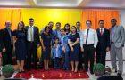 Líderes se despedem de pastores que servirão em novo campo missionário