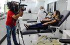 Estudantes criam grupo para doação de sangue