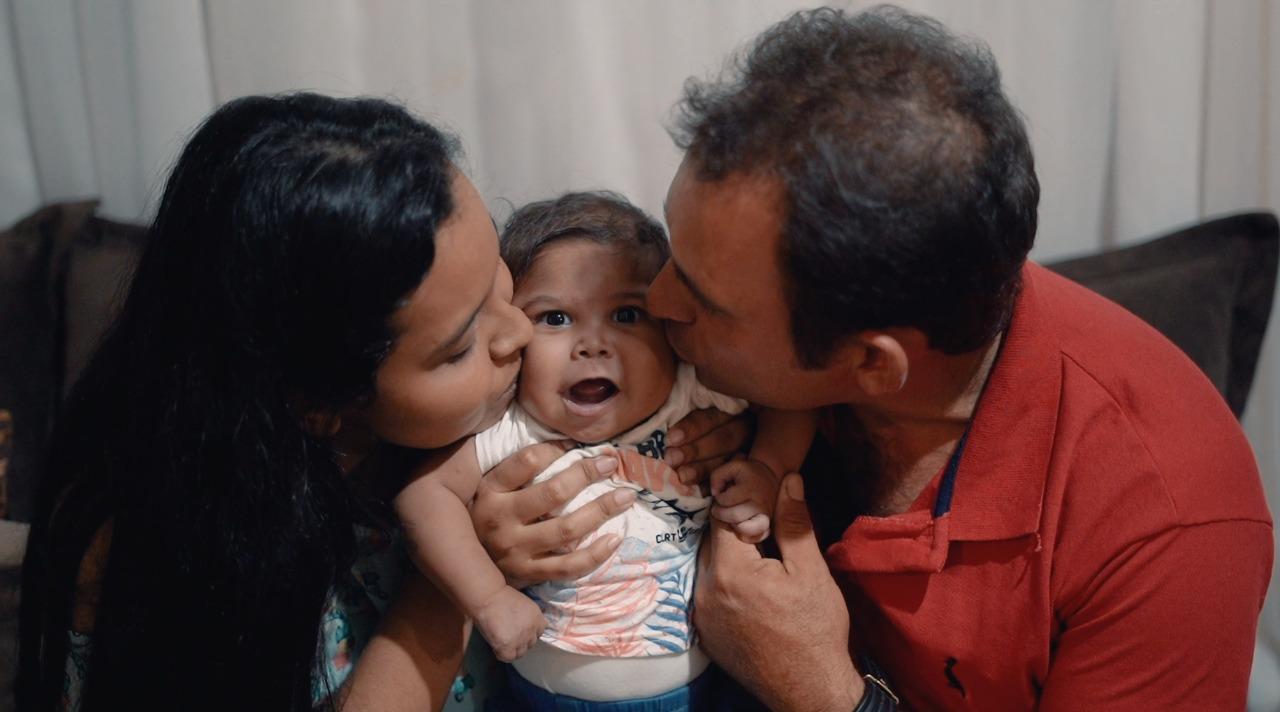 Recuperação de bebê é exemplo de fé no ES