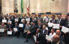 Câmara Municipal de São Paulo homenageia líderes da Paulista Leste