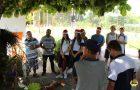Estudantes do CAIT doam colchões para clínica de reabilitação