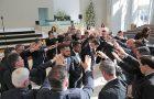Pastores tem vocação ao ministério confirmada em cerimônia realizada no IACS
