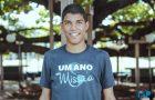 Missionário cruza o país para se dedicar ao voluntariado