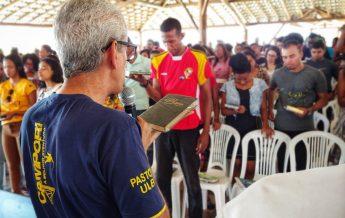 Liderança foi treinada e motivada para atuar nos diversos ministérios