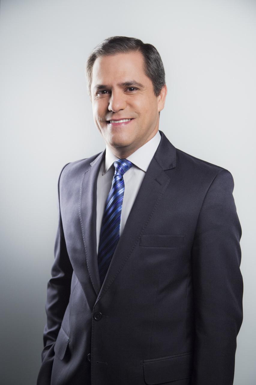 Gilson Brito já atuava na Novo Tempo como evangelista e apresentador do programa Além dos Fatos.